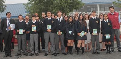 Liceo Bicentenario de Talagante inició su año académico 2013